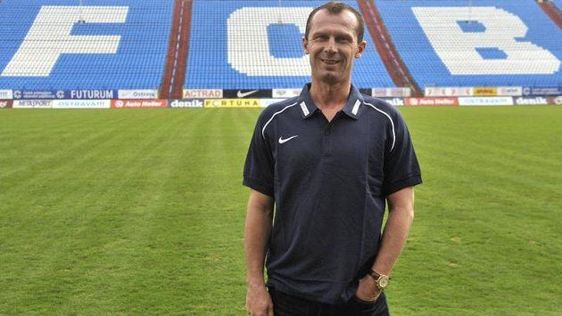 Nový trenér FC Baníku Ostrava Radoslav Látal.