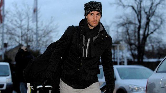 David Krejčí by se měl brzy vrátit na led.