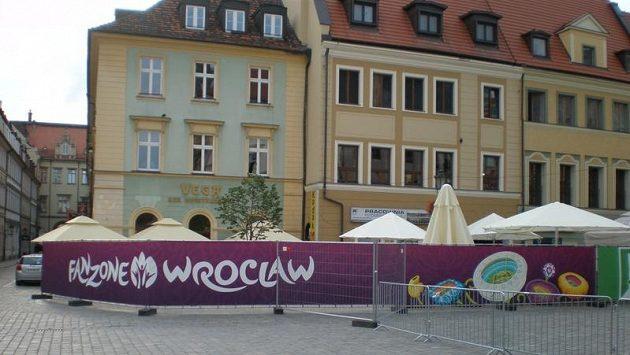 Fanzona při minulém ME ve Vratislavi, ilustrační snímek
