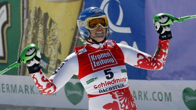 Slovenská lyžařka Veronika Zuzulová
