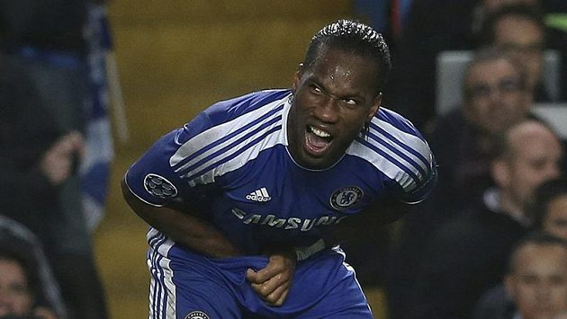 Útočník Chelsea Didier Drogba bolest nehraje, prohlásil Piqué.