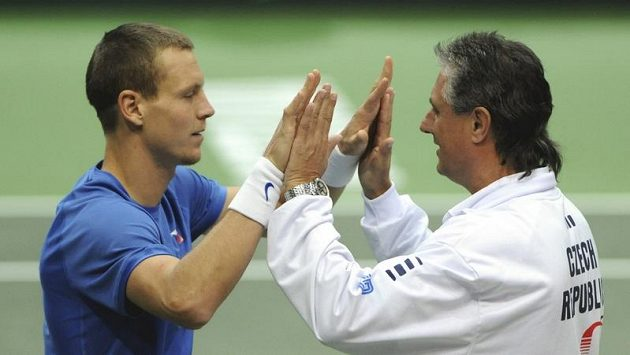 Budou mít Jaroslav Navrátil a Tomáš Berdych v Argentině zase důvod k radosti?