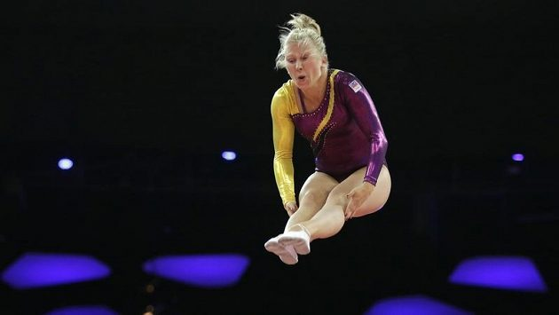 Česká trampolínistka Zita Frydrychová do finále olympijské soutěže nepostoupila