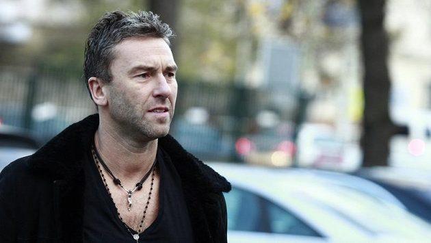 Petr Nedvěd na srazu české hokejové reprezentace