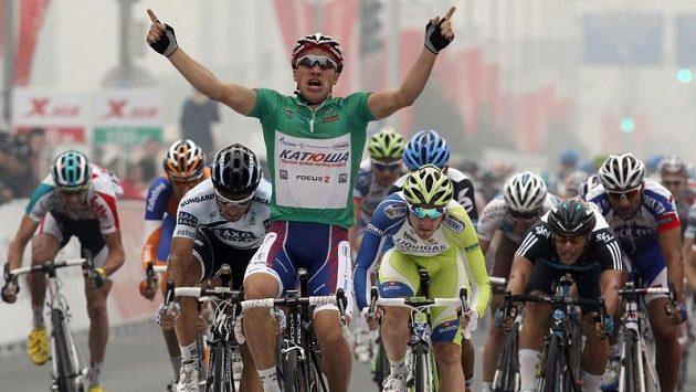 Nejlepší ruský cyklistický spurtér Denis Galimzjanov se přiznal k užití erythropoietinu.