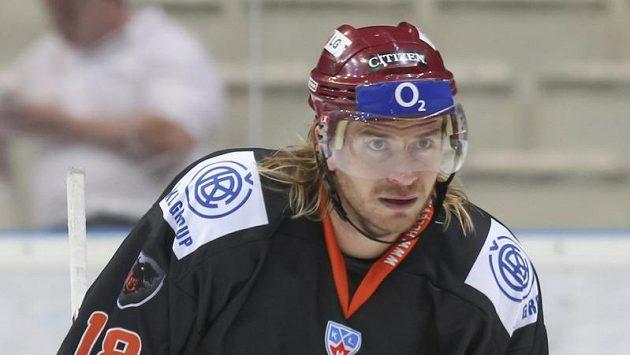 Hokejista Tomáš Netík zamířil do KHL.