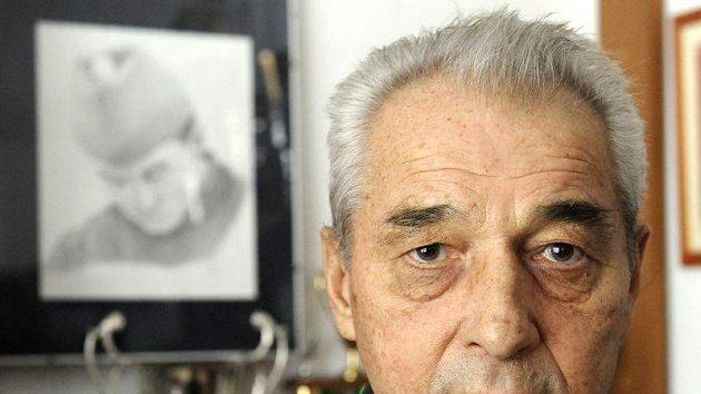 Jiří Raška na archivním snímku z roku 2011.