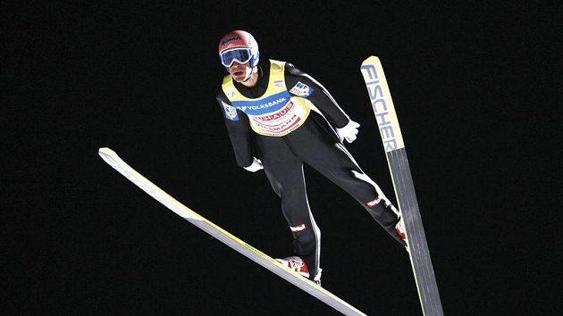 Rakušan Andreas Kofler vládl skokům v Lillehammeru.