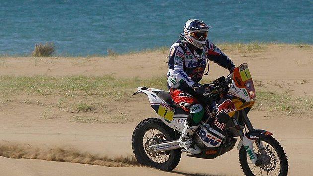 Španělský motocyklista Marc Coma