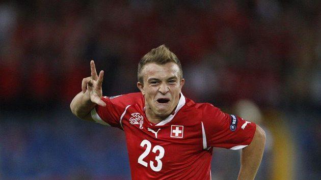 Xherdana Shaqiriho získal německý velkoklub za 12 miliónů eur.