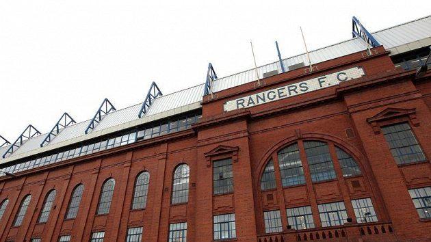 Stadión Glasgow Rangers