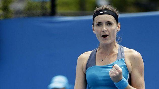 Česká tenistka Iveta Benešová