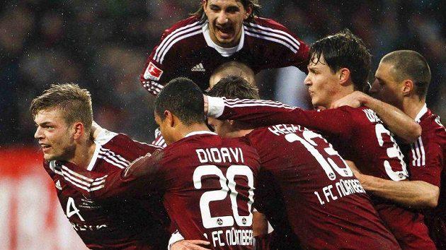Fotbalisté Norimberku po podzimu příliš slavit nemohou.