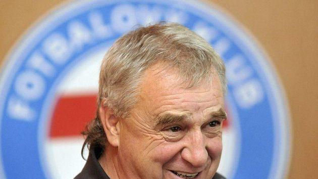 Petr Uličný se pokusí zachránit Olomouc v Gambrinus lize.
