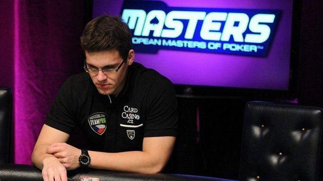 Pražská zastávka European Masters of Poker 2012 měla na třetím místě českého zástupce.