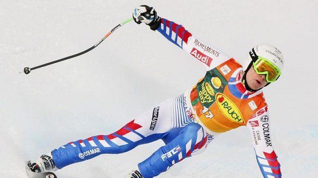 Francozský lyžař Alexis Pinturault