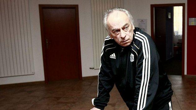Trenér František Cipro