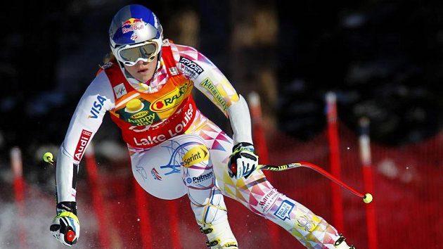 Americká lyžařka Lindsey Vonnová