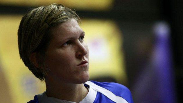 Basketbalistka Jana Veselá