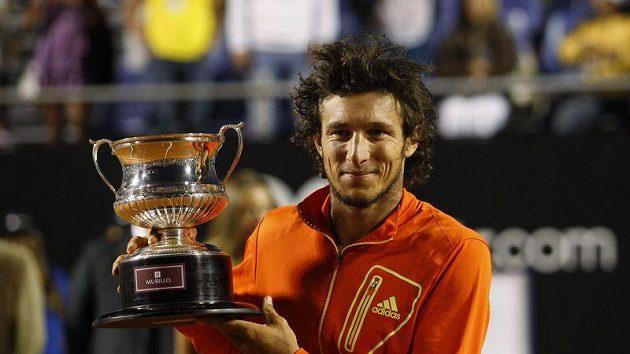 Argentinský tenista Juan Mónaco se po letech dočkal.