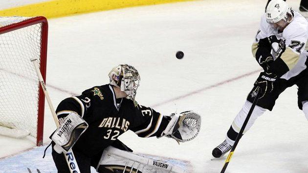 Hlavní hvězdou duelu byl vyhlášen útočník Pittsburghu Jevgenij Malkin.