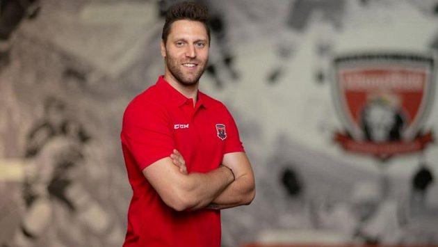 Hokejový útočník Vladimír Růžička zamířil po odchodu z týmu pražské Sparty do Hradce Králové.