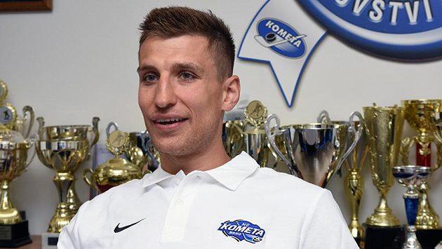 Hokejový útočník Bedřich Köhler je připravený udělat maximum, aby pomohl hokejistům Brna k třetímu titulu v řadě.