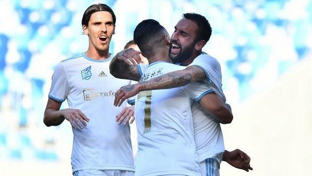 Fotbalisty Slovanu Bratislava čeká odveta 4. předkola Evropské ligy proti PAOK Soluň.