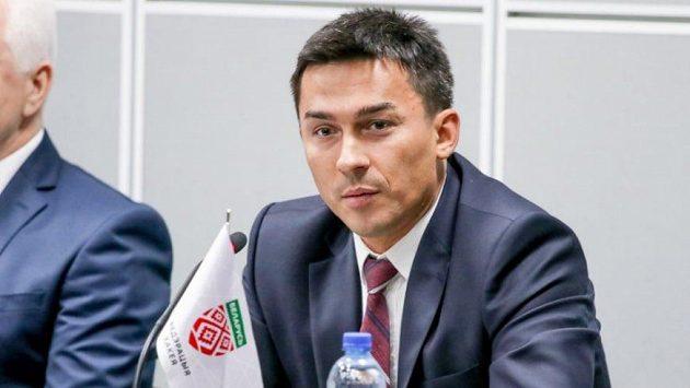 Prezident běloruské asociace Dmitrij Baskov byl suspendován