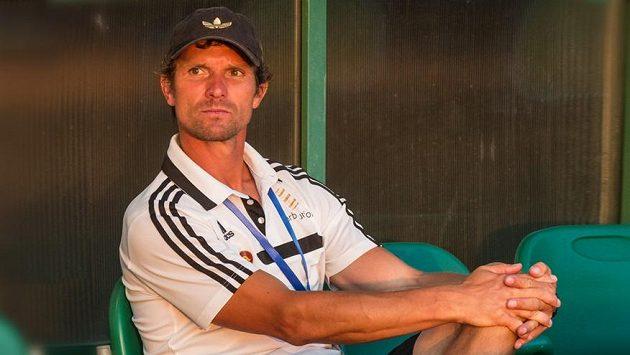Jaroslav Hynek byl potvrzen jako nový trenér Dukly.