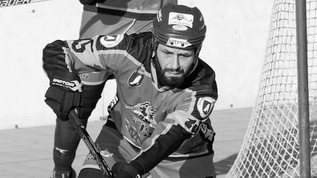 Zesnulý hokejbalista Peter Gulík