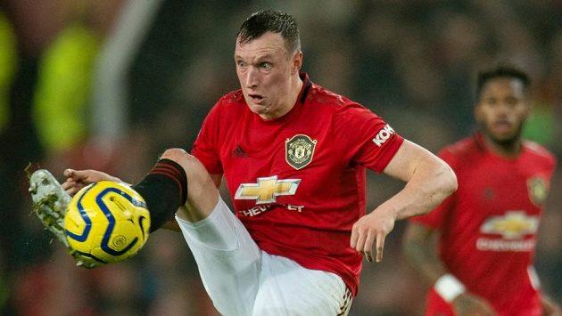 Anglický fotbalista Phil Jones je na internetu často terčem vtipů
