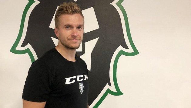 Mladoboleslavský útočník Jakub Strnad.