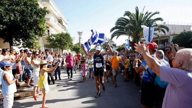 Dokončit Spartathlon je jednou z nejtěžších výzev pro běžce na tomto světě.