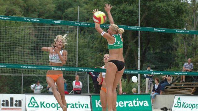 Mistrovství ČR vplážovém volejbalu