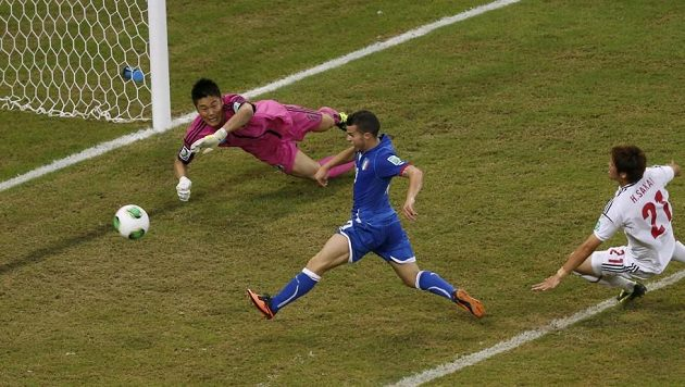 Utkání rozhodl pohotovou střelou Sebastian Giovinco.