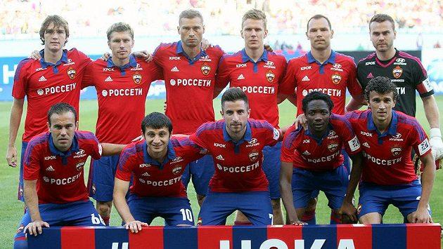 CSKA Moskva. Ilustrační snímek.