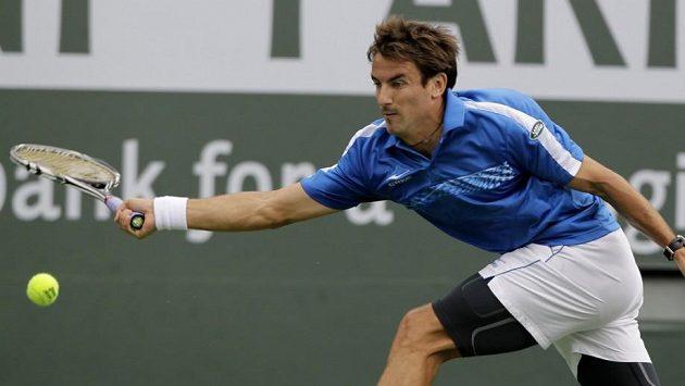 Španělský tenista Tommy Robredo.