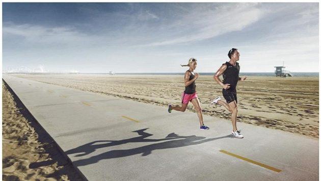 Přirozený běh má velkou výhodu - můžete si jej užívat dlouhé hodiny.