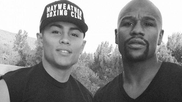 Americký boxer Danny González se stal obětí střelby.