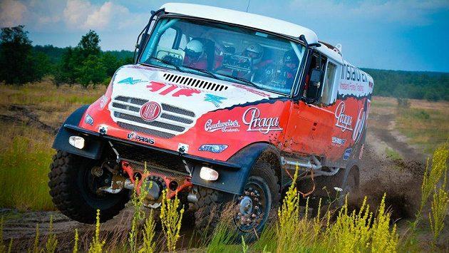 Lopraisova nová Tatra.