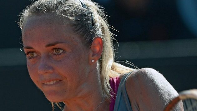 Tenistka Klára Koukalová si v Katovicích semifinále nezahraje.
