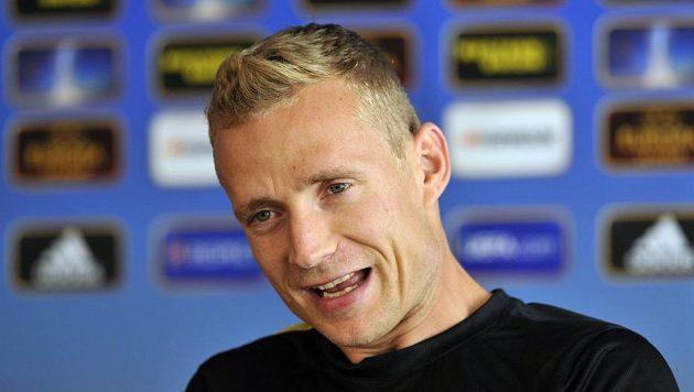 Jiří Jarošík (na snímku z 3. října 2012)se stal novým trenérem fotbalových Teplic.