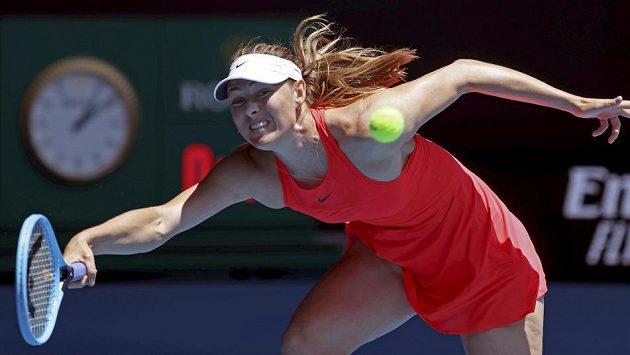Donna Vekičová vyřadila na Australian Open Marii Šarapovovou