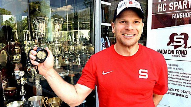 František Ptáček je zpátky ve Spartě, bude trénovat mladší dorost. 23 let v nejvyšší soutěži opravdu skončilo.