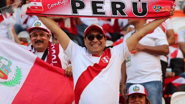 Fanoušci Peru si šampionát užívají. Vždyť na mistrovství světa nehrál jejich tým 36 let.