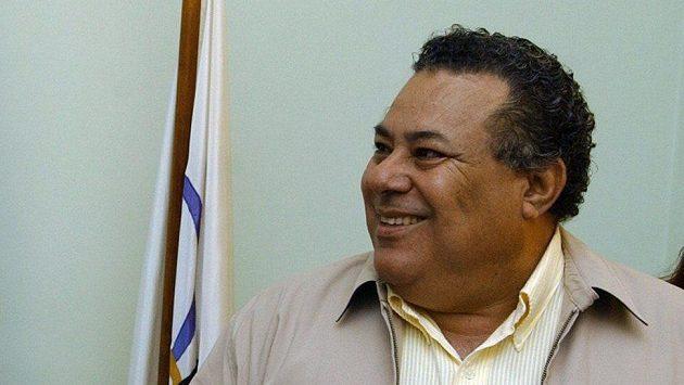 Julio Rocha na archivním snímku.