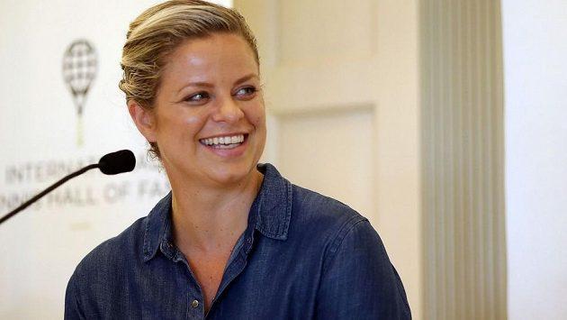 Kim Clijstersová se těší na návrat.