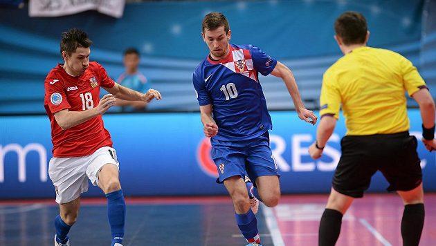 Zápas českého týmu s Chorvatskem byl odložen