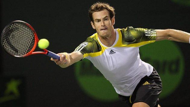 Andy Murray bude znovu reprezentovat v Davis Cupu.